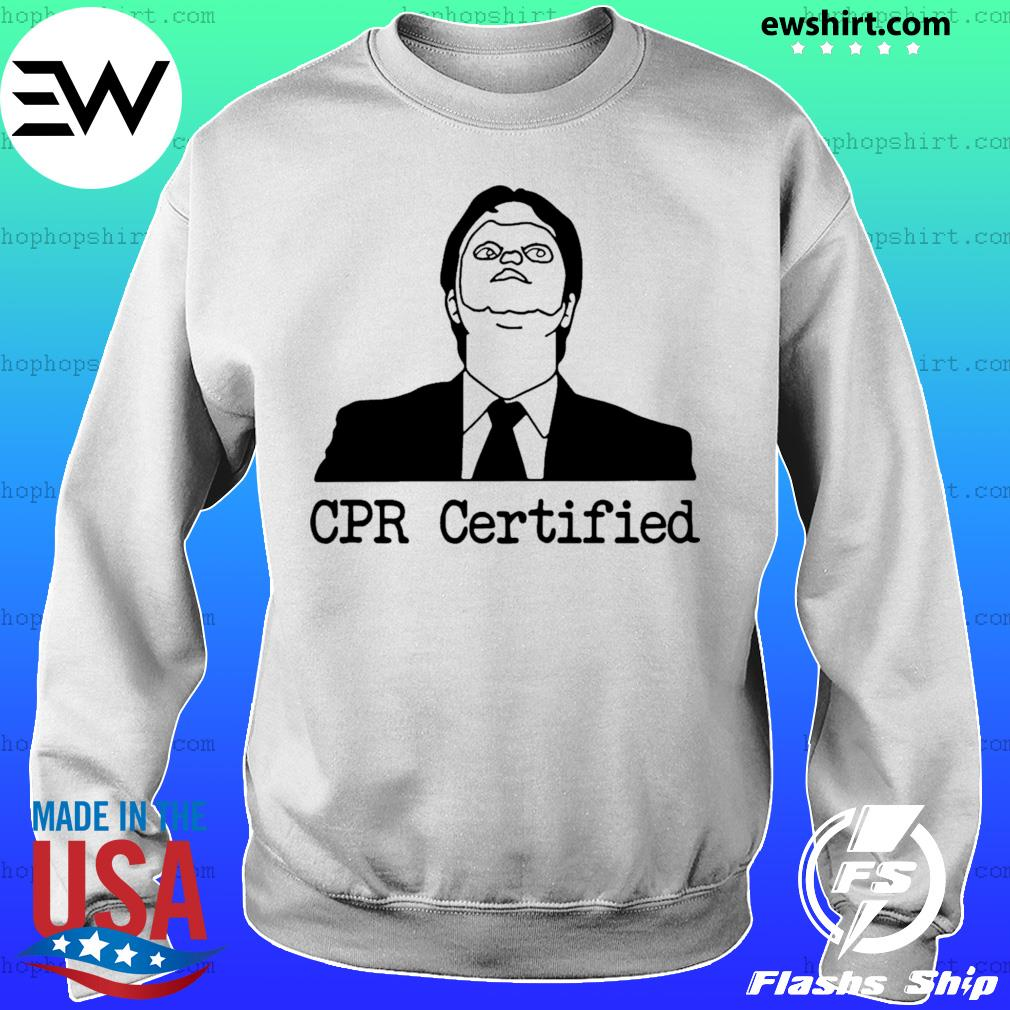 Certified Dwight Schrute Dummy Mask s Sweater