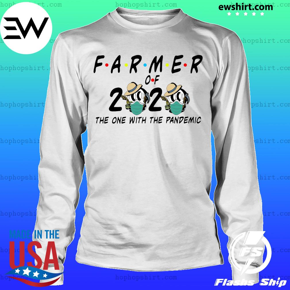 Farmer of 2020 the one with the pandemic s LongSleeve