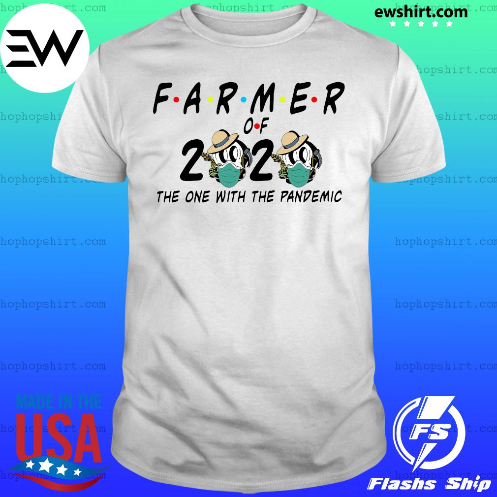 Farmer of 2020 the one with the pandemic shirt