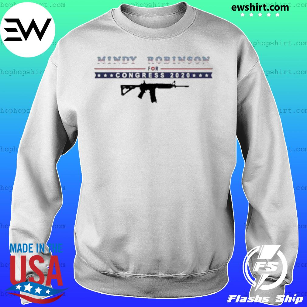 Mindy Robinson for Congress 2020 AR-15 s Sweater