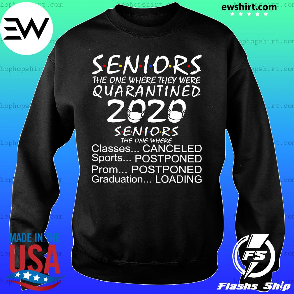 Seniors the one where they were quarantined 2020 seniors the one where s Sweater