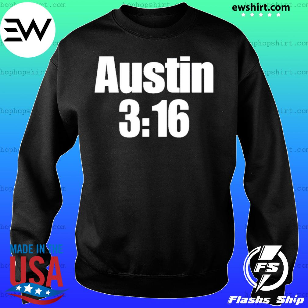 Stone Cold Steve Austin 316 s Sweater