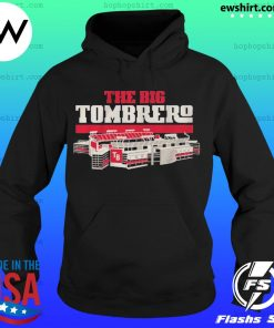 The Big Tombrero Tampa Football s Hoodie