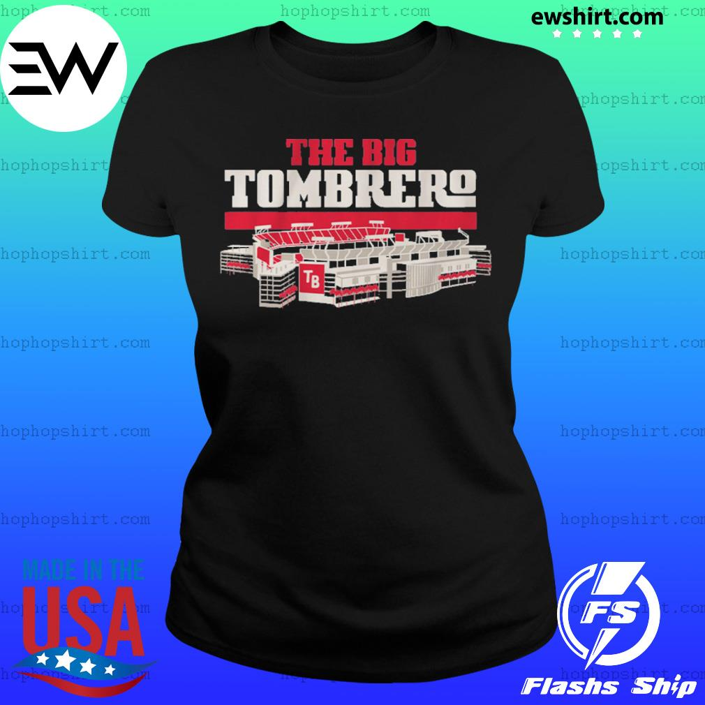 The Big Tombrero Tampa Football s Ladies Tee