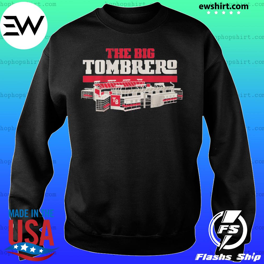 The Big Tombrero Tampa Football s Sweater