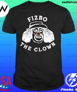 Fizbo The Clown shirt