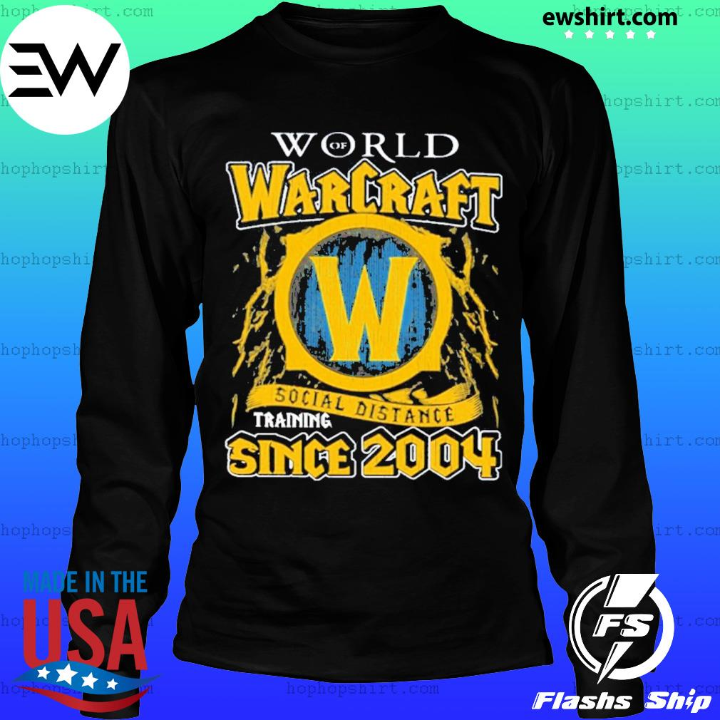 World of Warcraft social distancing since 2004 s LongSleeve
