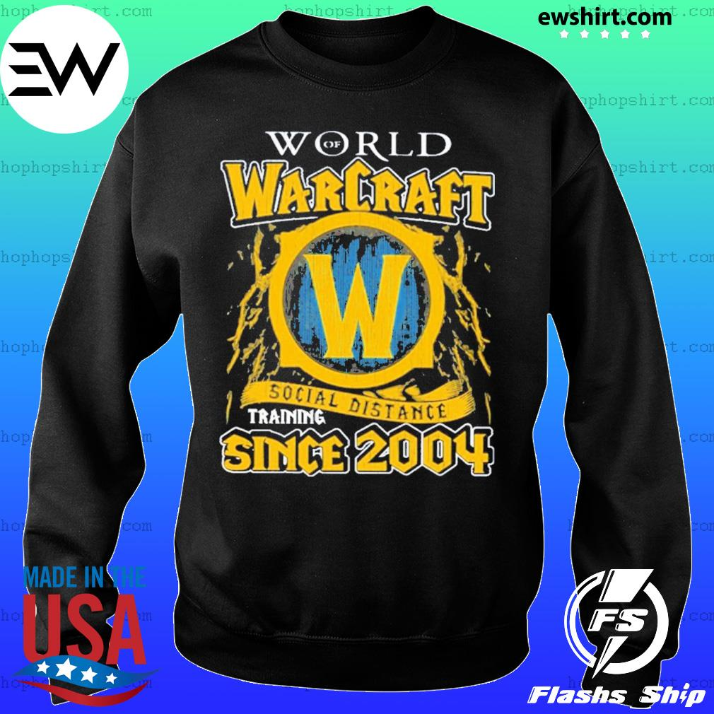 World of Warcraft social distancing since 2004 s Sweater