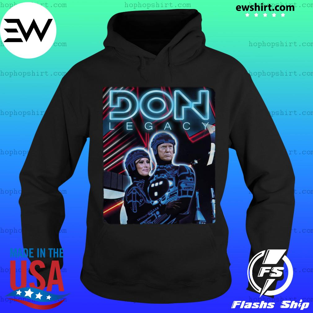 Don Legacy Trump and Melania s Hoodie