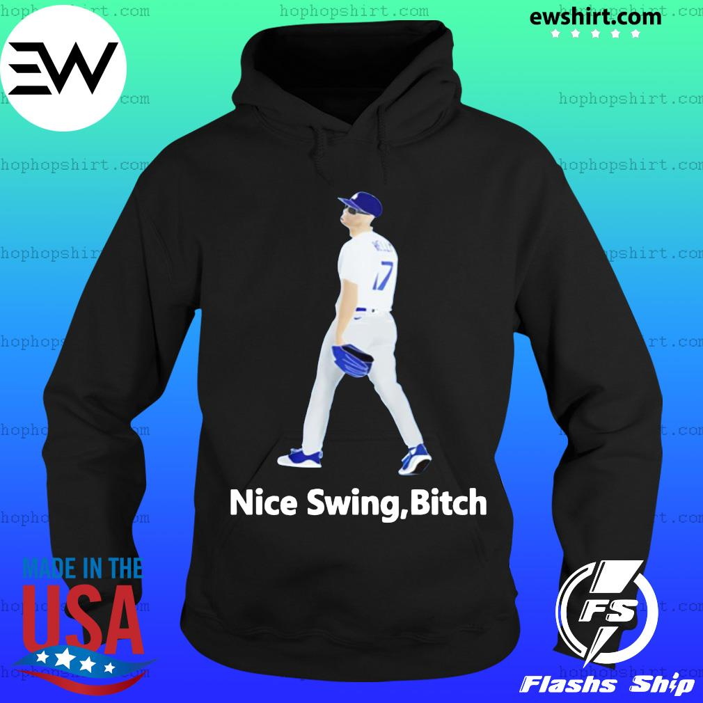 Nice Swing Bitch 2020 T-Shirt Hoodie