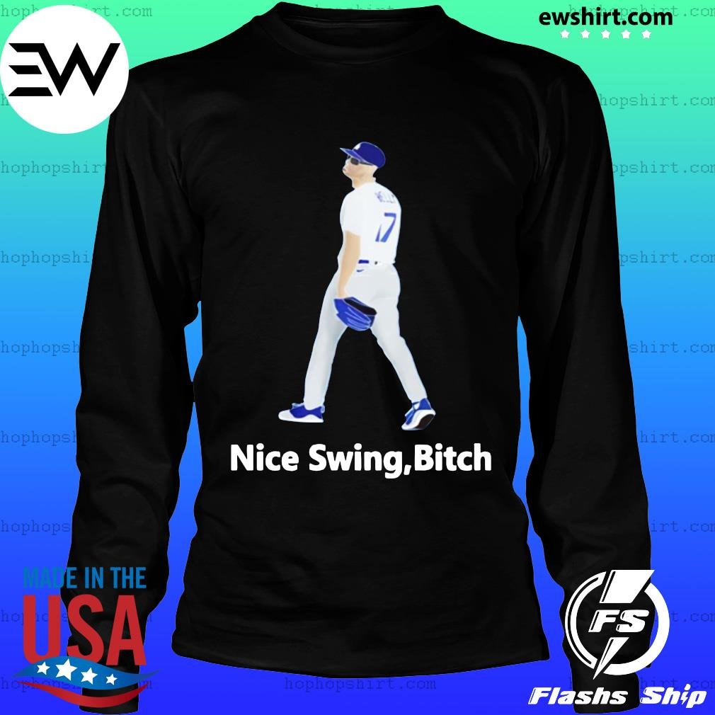 Nice Swing Bitch 2020 T-Shirt LongSleeve