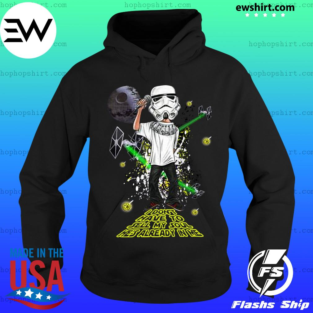 The Stone Roses Star War I don't have to sell my soul he's already in me s Hoodie