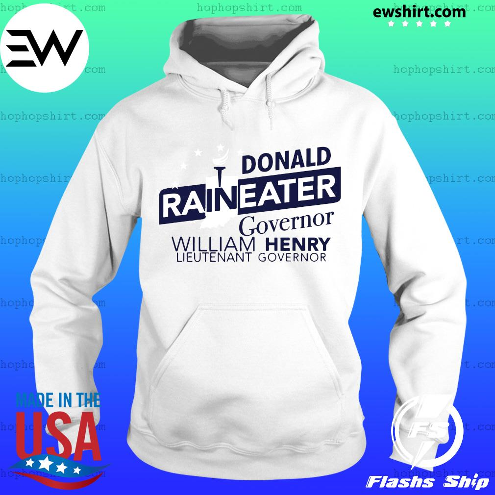 Rainwater For Governor Official T-Shirt Hoodie