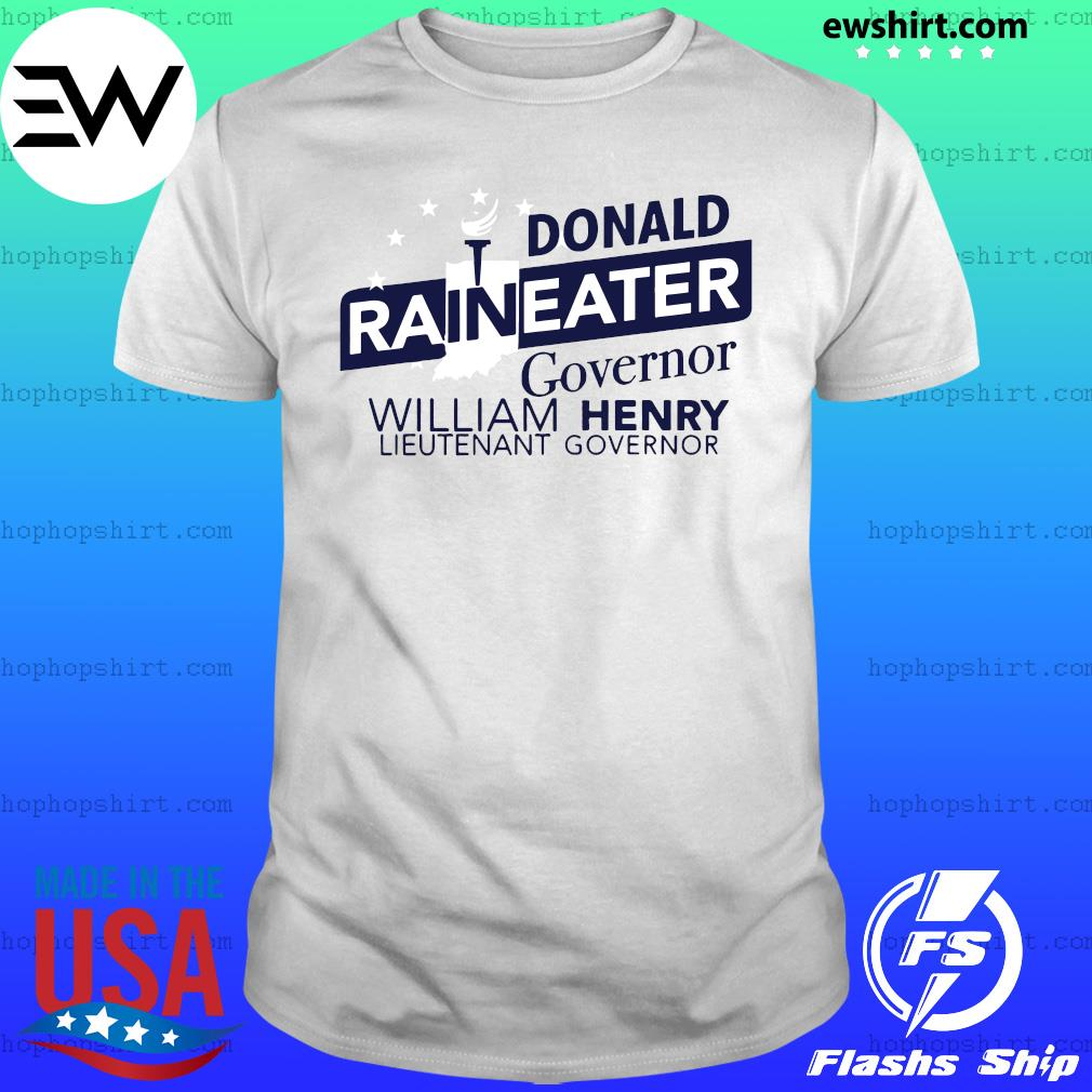 Rainwater For Governor Official T-Shirt