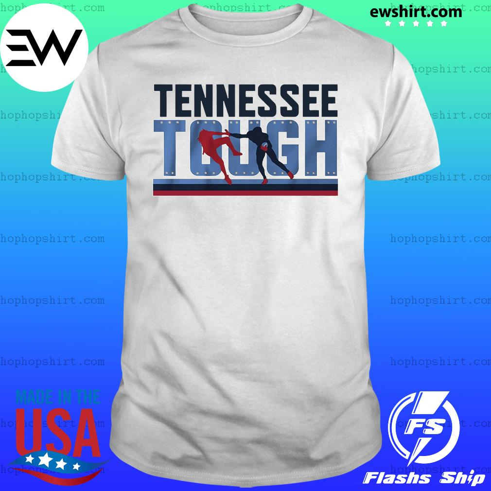 Tennessee Tough Nashville Footbal Shirt