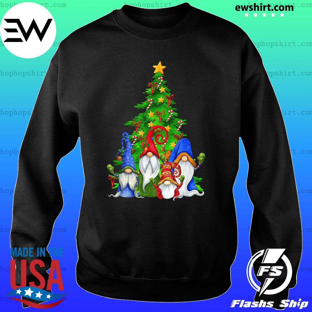 Gnomes Christmas Tree Sweatshirt
