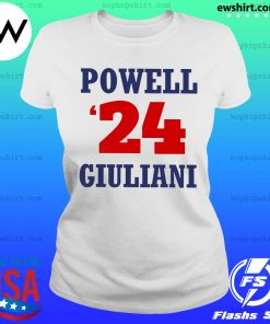 Powell 24 Giuliani Shirt Ladies Tee