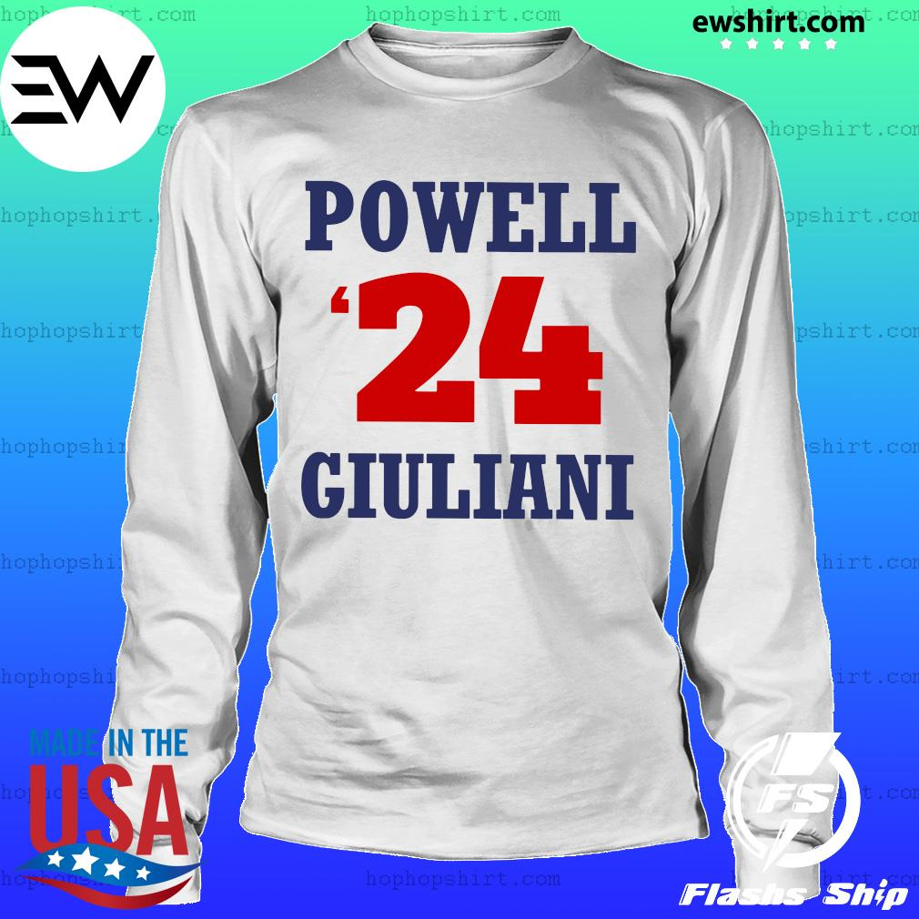Powell 24 Giuliani Shirt LongSleeve