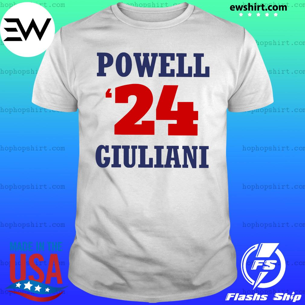 Powell 24 Giuliani Shirt