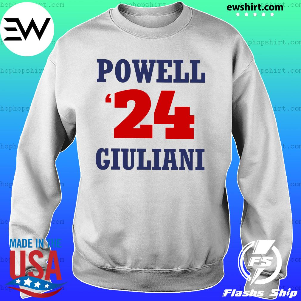 Powell 24 Giuliani Shirt Sweater