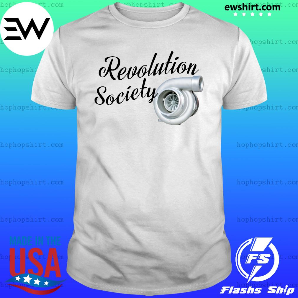 Revolution Society Shirt