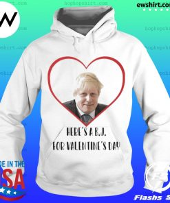 Trump here's ABJ for valentine's day s Hoodie