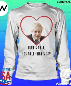 Trump here's ABJ for valentine's day s LongSleeve