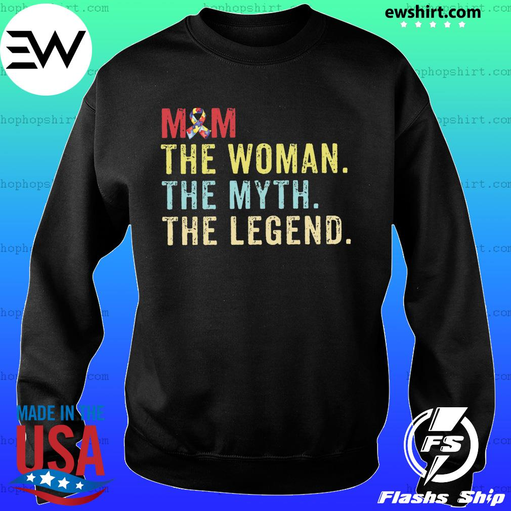 Vintage Mom The Woman The Myth The Legend Shirt Sweater