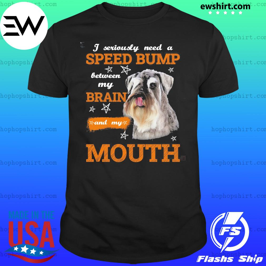 Funny Novelty Hoodie Hoody hooded Top I Seriously Need A Speed Bump Between My